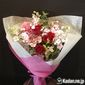 Flower gift sent for St. Valentine's Day : February