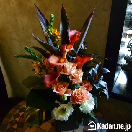 florist s creation 69331 for exhibition presentation by kadan ne