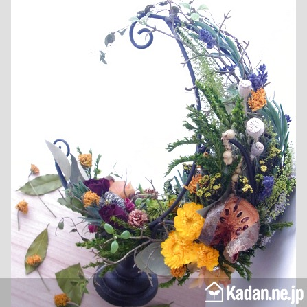 florist s creation 70289 for exhibition presentation by kadan ne