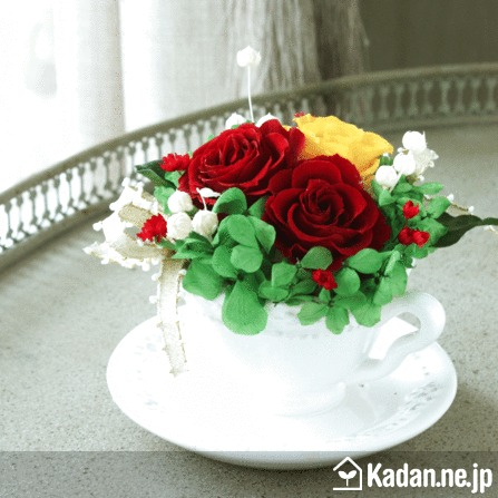 Florist's creation #72136 for BD of Company or Shop by Kadan.ne.jp, the flower terminal of Japan.