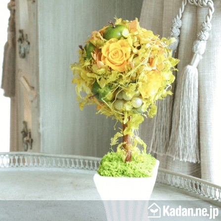Florist's creation #72285 for Autograph Session by Kadan.ne.jp, the flower terminal of Japan.