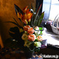Flower gift sent for Inougural Celebration